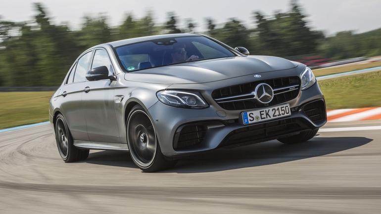 Mercedes-AMG E 63 S 4Matic+ - sportowiec o niewiarygodnych talentach
