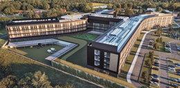 Zobacz, jak wyglądać będzie nowy szpital w Gliwicach
