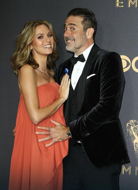 Hilari Barton danas sa suprugom