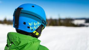Jak dobrać kask narciarski? [PORADNIK]