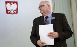 Wicemarszałek Sejmu Piotr Zgorzelski zakażony koronawirusem