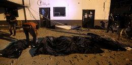 Atak lotniczy na areszt dla imigrantów. 40 osób nie żyje, 80 rannych
