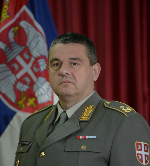 General-major Petar Cvetković
