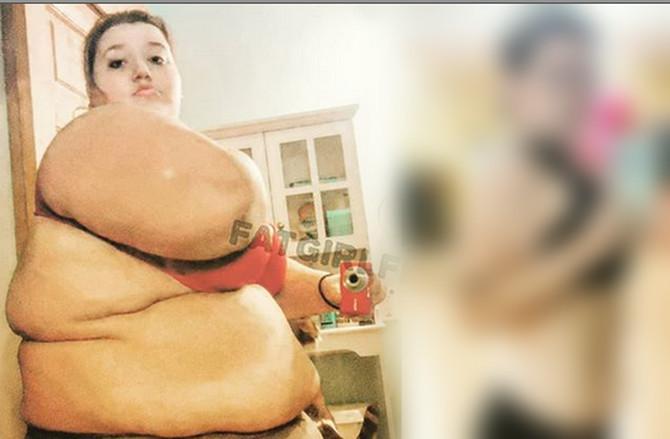 Leksi je uspela da skine pozamašan broj kilograma