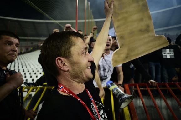 Saša Ilić i njegovo poslednje slavlje na Marakani
