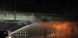 Śledczy wciąż nie wiedzą, dlaczego spłonął most