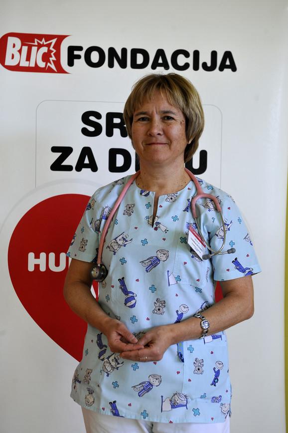 Dr Slavica Vučković