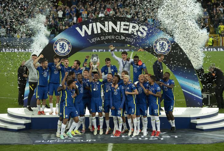 A Chelsea büntetőkkel verte a Villarrealt / Fotó:  gettyimages