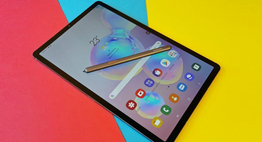 Samsung Galaxy Tab S6 Test: Das fast perfekte Android-Tablet