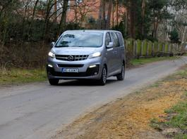 Opel Vivaro Flex - samochód stworzony do ciężkiej roboty!