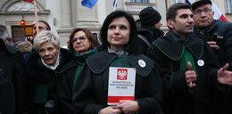 Marsz Tysiąca Tóg. Sędziowie wyszli na ulice