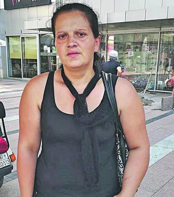 Ostala je sama sa četvoro dece: Slavica Spasojević