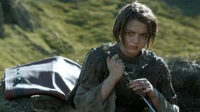 """Maisie Williams, czyli Arya Stark z """"Gry o tron"""". Zobacz, jak się zmieniła"""