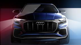 Audi Q8 w Detroit