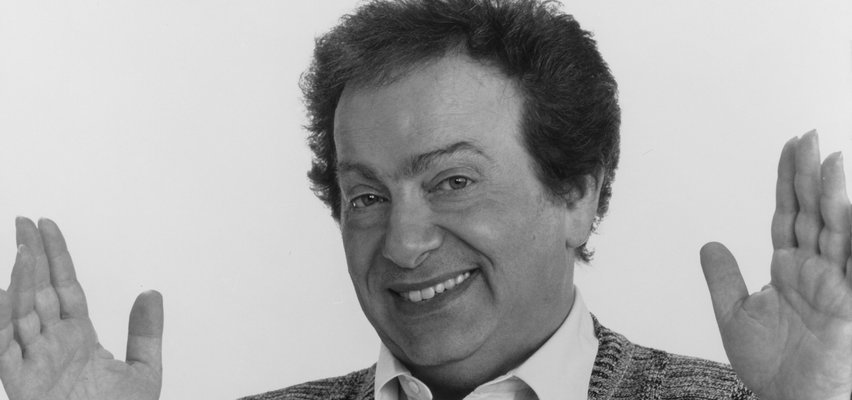 """Jackie Mason nie żyje. Gwiazdor """"Golfiarzy"""" porzucił karierę rabina, by zostać... komikiem!"""