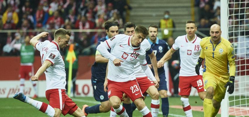 Polska zgodnie z planem ograła San Marino. Ostatni mecz Fabiańskiego, Lewy bez gola