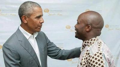 Jalang'o reveals the millions he got to MC at Obama's event