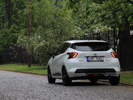 Nissan Micra N-Sport DIG-T - desant z klasy premium | TEST