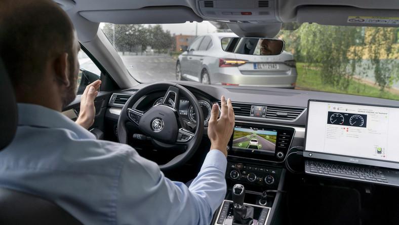 Zaśnięcie za kierownicą? Samochód w 2022 roku wyeliminuje ten problem