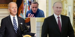 Biden wezwał Putina do uwolnienia Nawalnego!