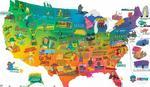 Svaku američku državu opisuje po JEDAN KULTNI FILM