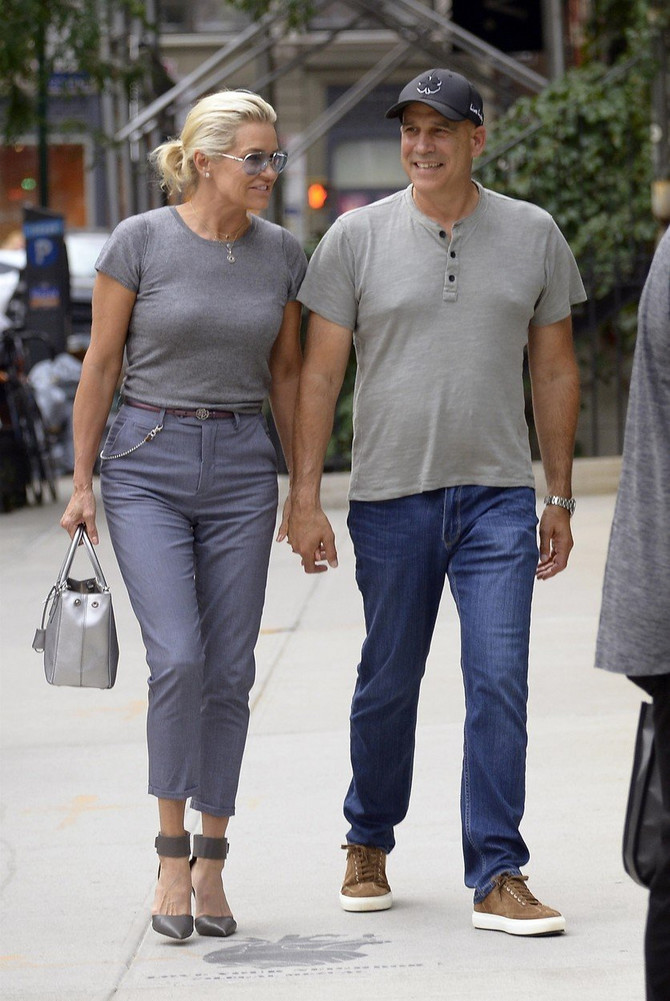 Jolanda Hadid i njen dečko