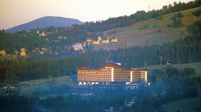 Polska: coraz więcej hoteli w górach