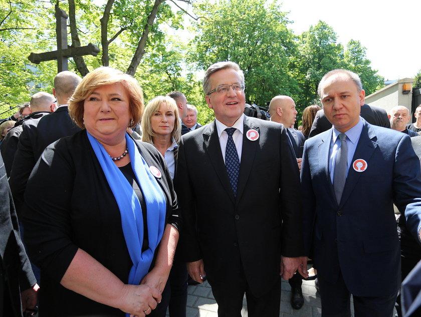 Anna Komorowska odwołana z Rady Fundacji PZU
