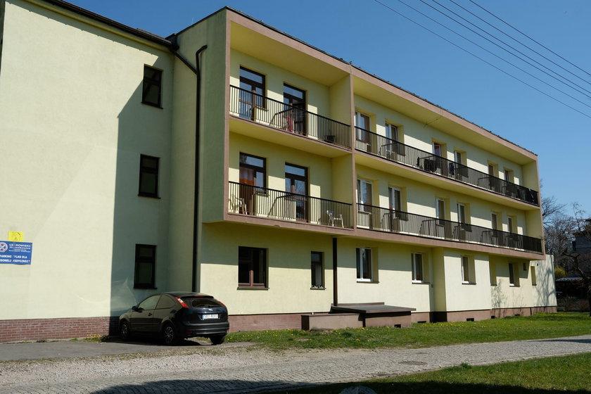 Izolatorium w Goczałkowicach