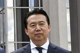 Meng Hongwei EPA  JEFF PACHOUD
