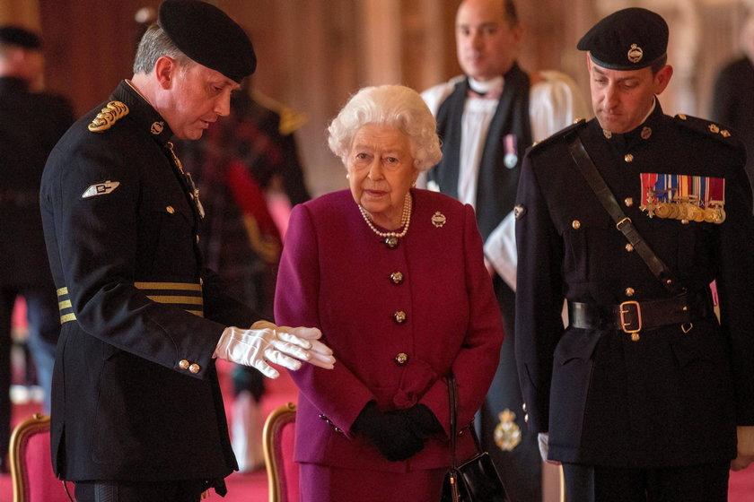 krółowa Elżbieta II