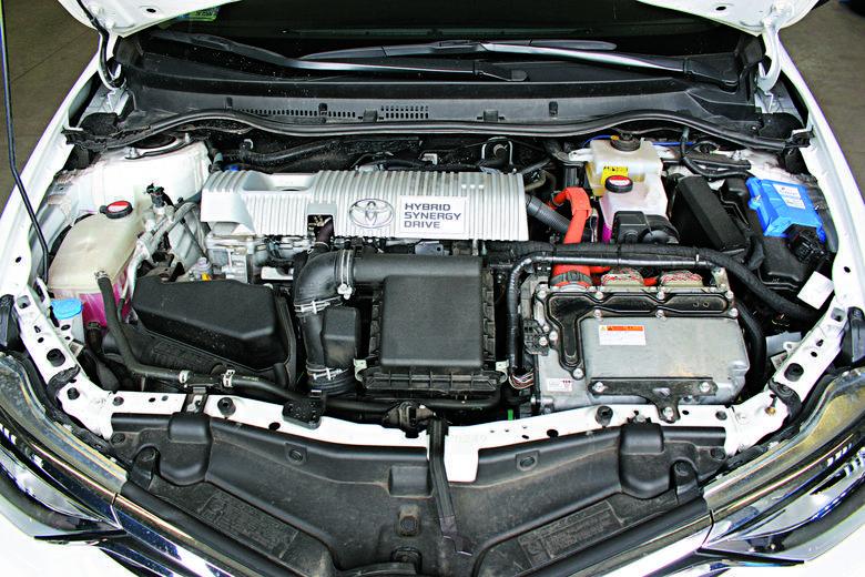 Hybryda z instalacją LPG