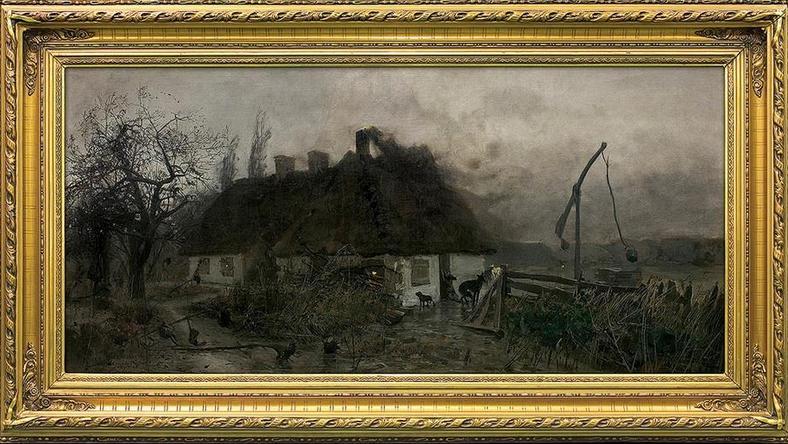 Obraz Chełmońskiego Wart Ok Dwa Miliony Złotych Na Aukcji Forbes