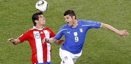Szok! Paragwaj remisuje z Włochami