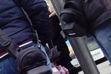 Nove torbice za bus plus kontrolore