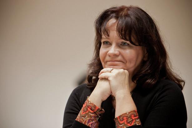 Prof. Barbara Kudrycka, minister nauki i szkolnictwa wyższego