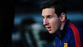 """Messi i Enrique przyłapani na """"czułościach"""""""