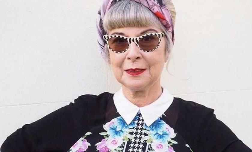 68-letnia blogerka podbija Internet