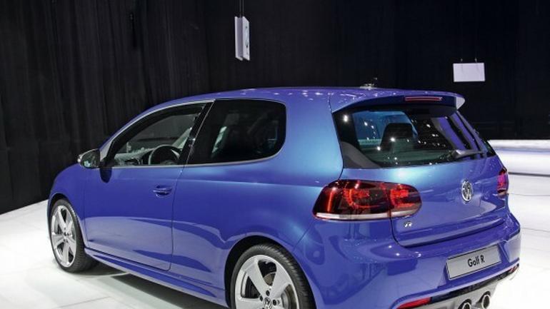 Volkswagen Golf R w czterech  nowych odsłonach