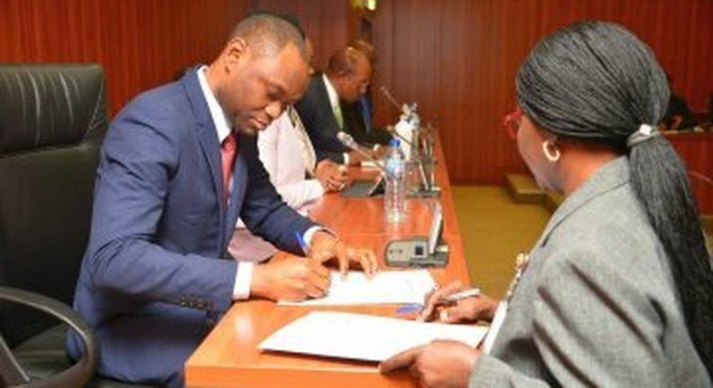 Kingsley Obiora, new CBN deputy Director