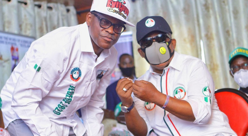 'Jegede has already won,' PDP chairman boasts ahead of Ondo governorship election
