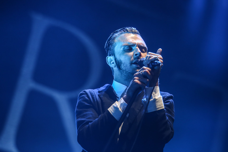 Hurts na Orange Warsaw Festival 2014