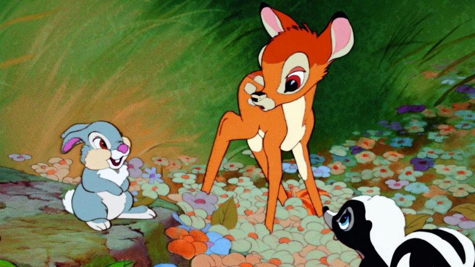 """Bambi"": kadr z filmu"