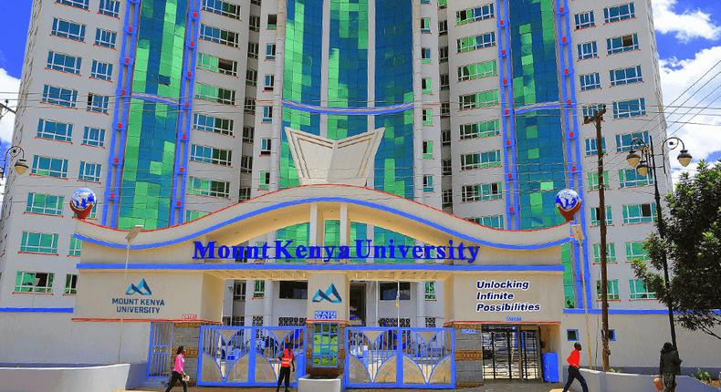 Mount Kenya University tops in KUSA games