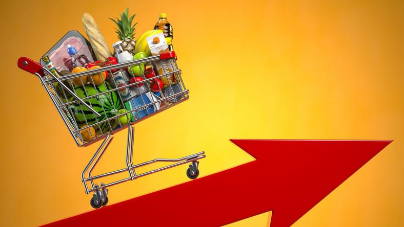 Inflacja Ceny w górę wzrost