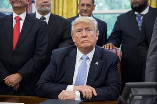 Trump: Wchodzi w grę militarne rozwiązanie problemu Korei Płn.
