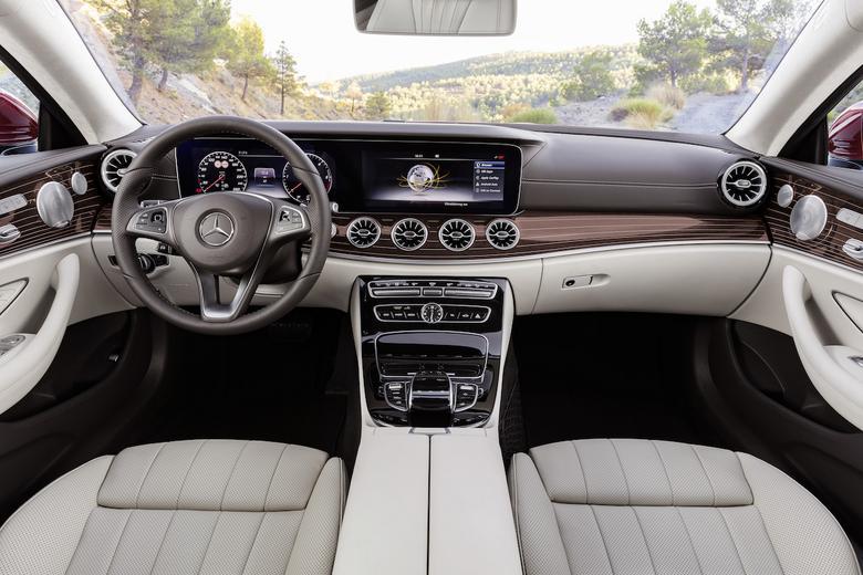 Mercedes klasy E coupe