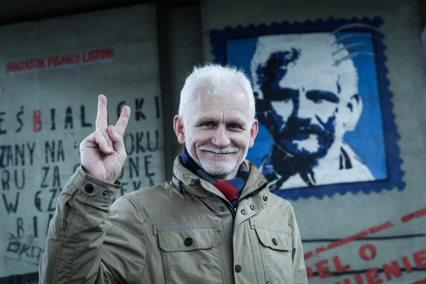 Białoruś. Obrońca praw człowieka Aleś Bialacki aresztowany