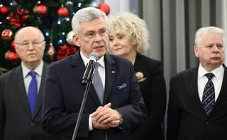 Karczewski: Ustawy ws. KRS i SN są zgodne z konstytucją