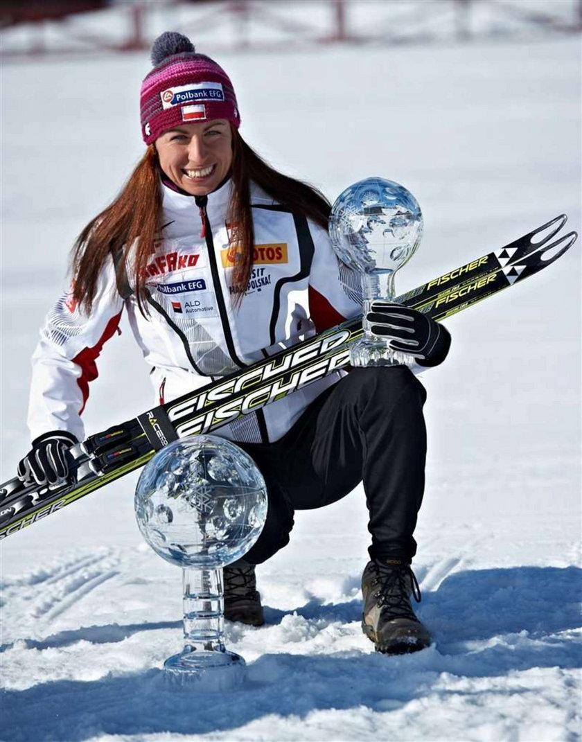 Justyna Kowalczyk wystartuje w mistrzostwach Polski